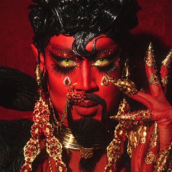 Celebrity Makeup Artist Transforms Into Jafar, the Evil Genie