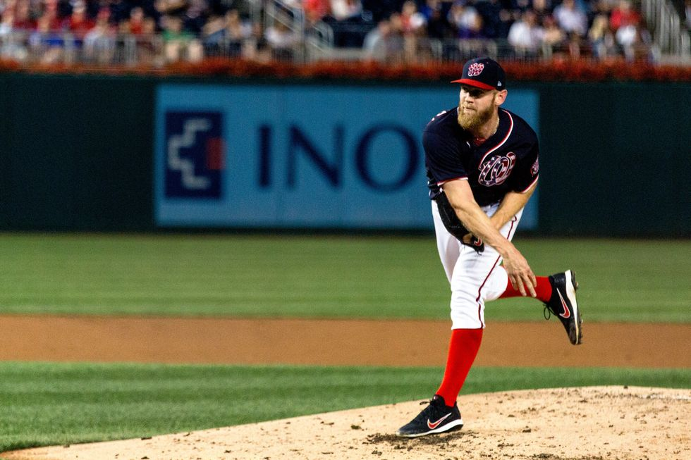 The Nationals Won The 2019 World Series... Without A Win At Home