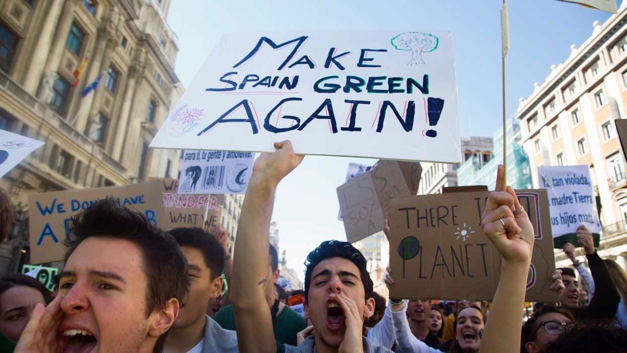 Spain Offers to Host COP25 Climate Talks in Madrid After Chile Bows Out