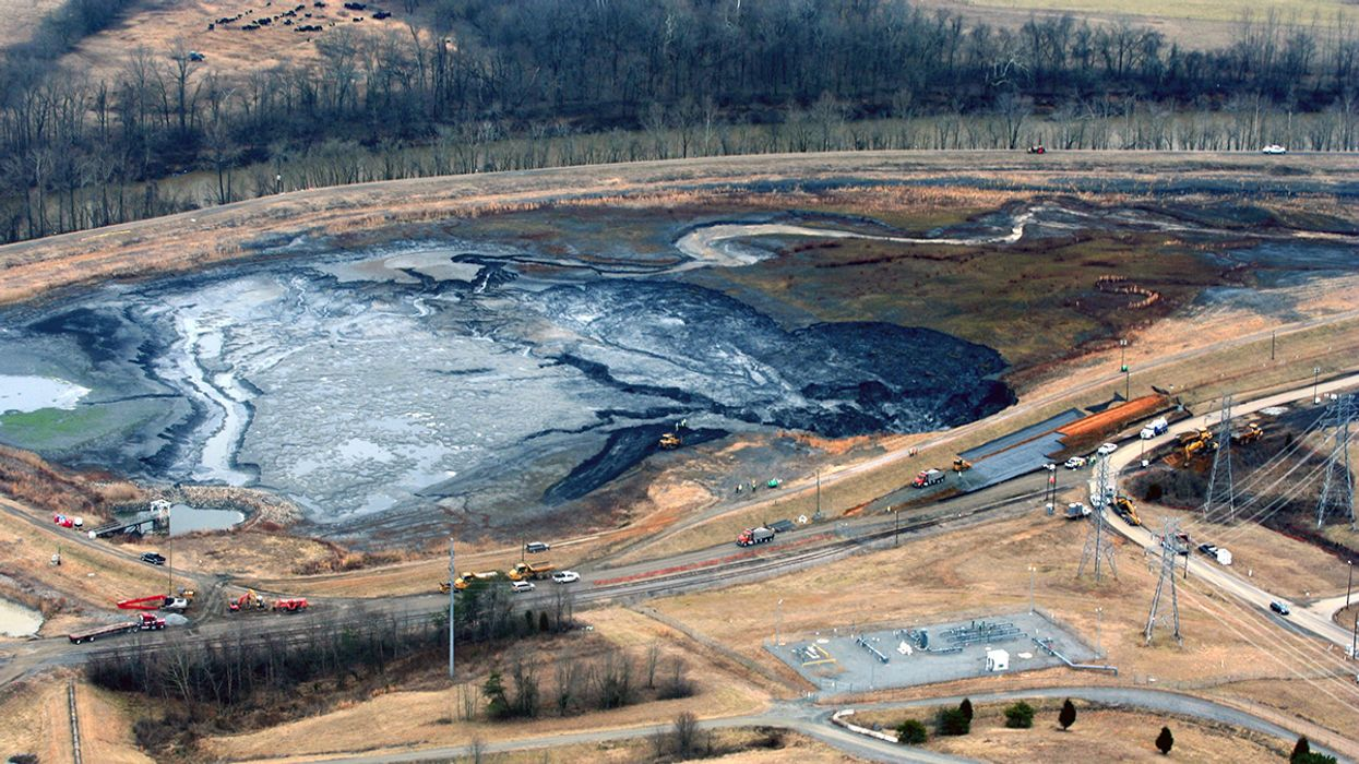 EPA to Weaken Public Protections Against Toxic Coal Ash in Water