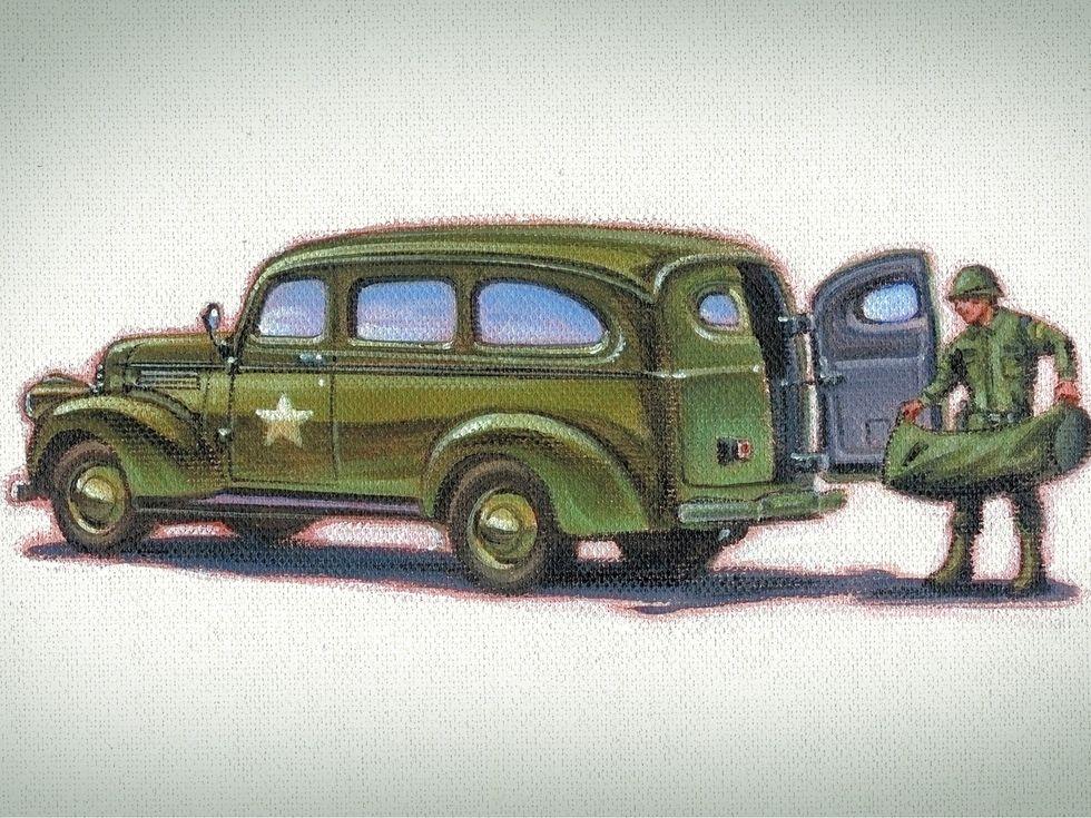 1943 Chevrolet Suburban