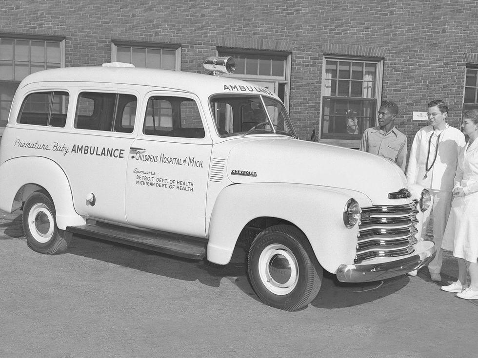 1948 Chevrolet Suburban