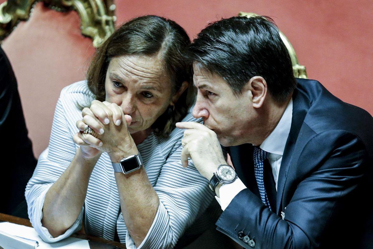 Il governo rifà il patto con la Libia e prova a tenerlo sotto segreto