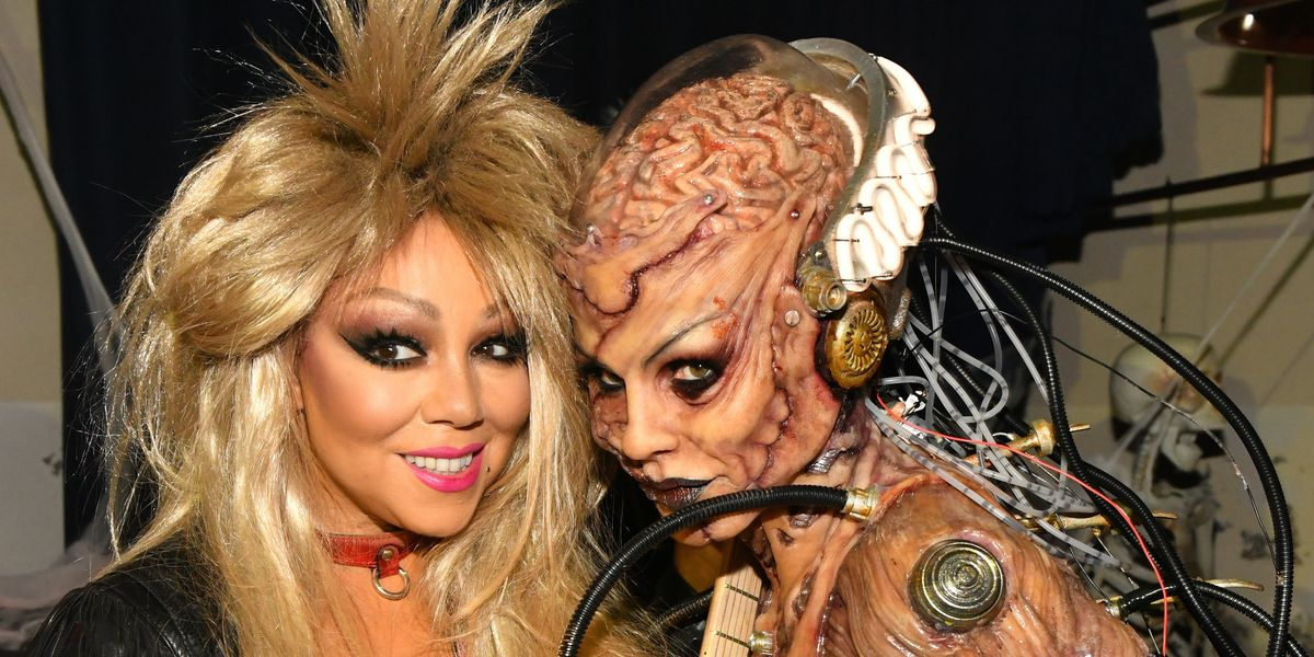 All the Costumes From Heidi Klum's Halloween Party