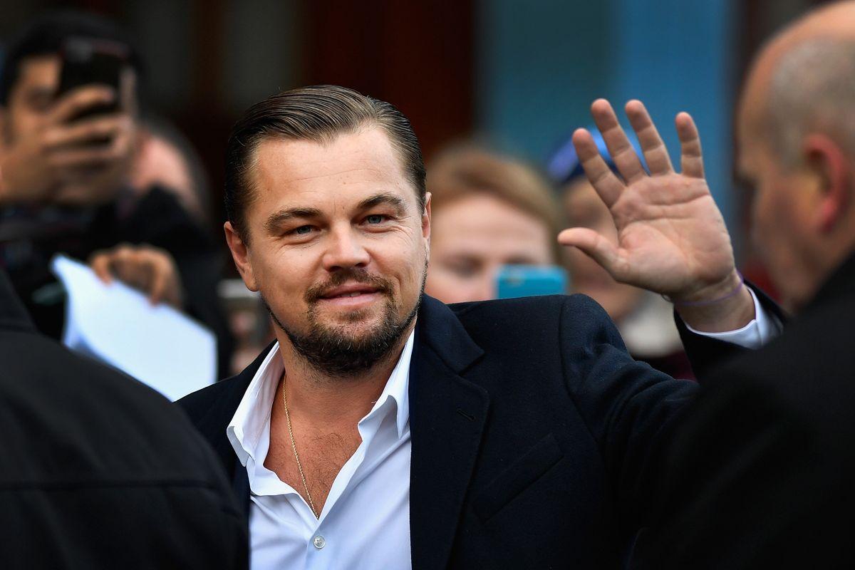 Leonardo DiCaprio Praises Greta Thunberg