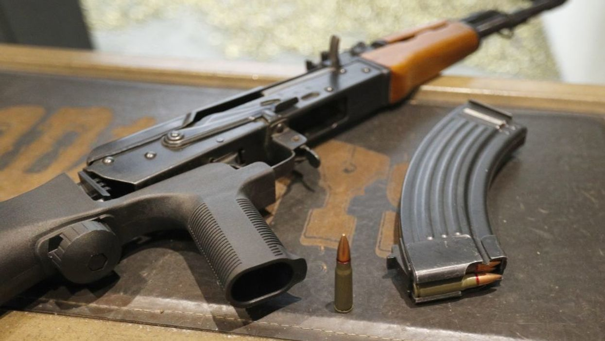 Judge to decide if shop owner who fired AK-47 at customer acted in self-defense