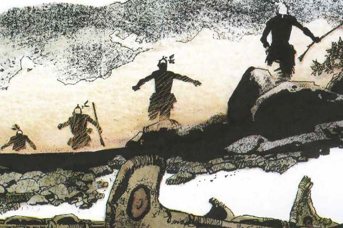 I capolavori di Dino Battaglia affrancano i fumetti dalla politica