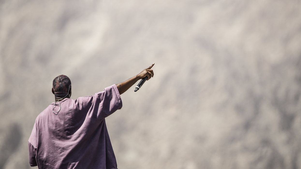 More than 1,000 people give their lives to Jesus during altar call at moving Kanye West Sunday Service in Louisiana