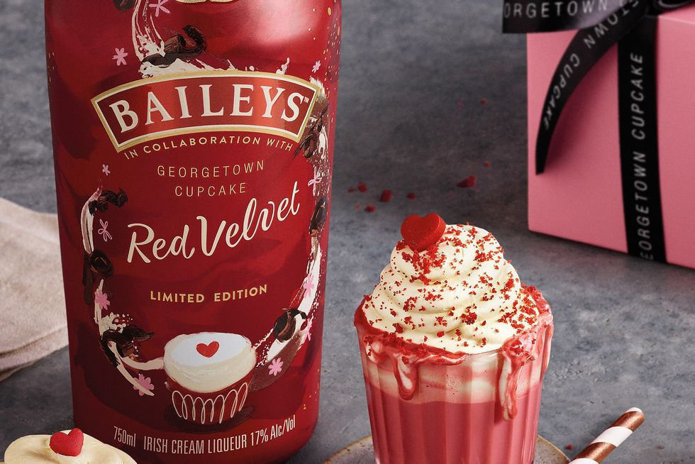 Baileys' Red Velvet Liqueur Is The Perfect Drink To Help You Cope With Your Relatives This Holiday Season