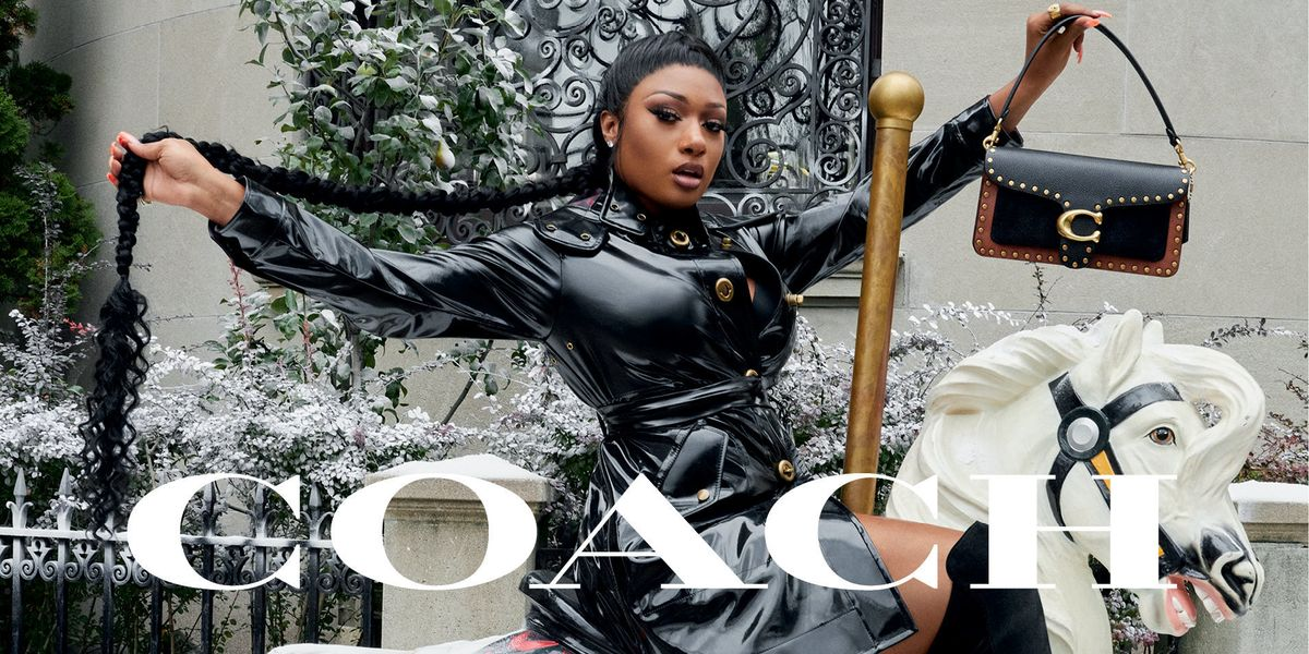 Megan Thee Stallion Fronts Her First-Ever Fashion Campaign