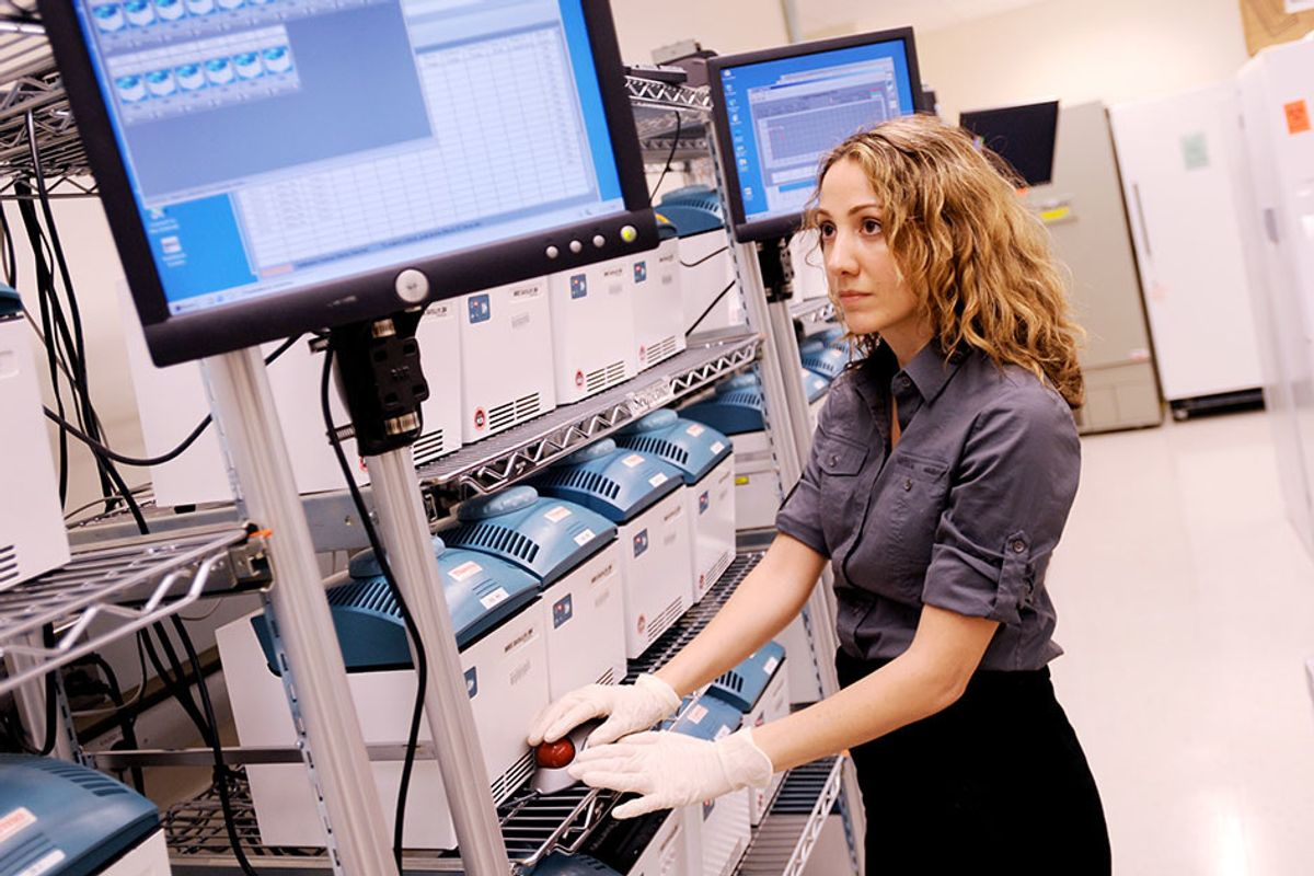Pardis Sabeti: Award-winning computational geneticist by day, indie rock singer by night
