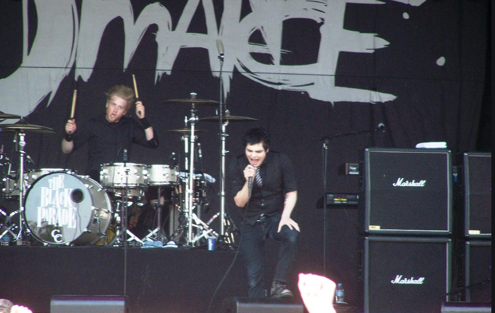 My Chemical Romance Is Getting Back Together And My Angsty Teenage Heart Is Screaming