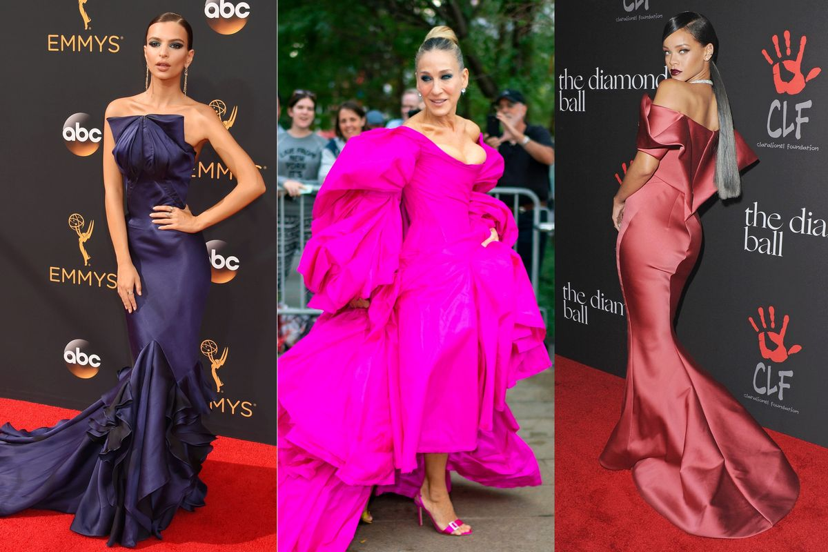 The Most Memorable Zac Posen Gowns of All Time