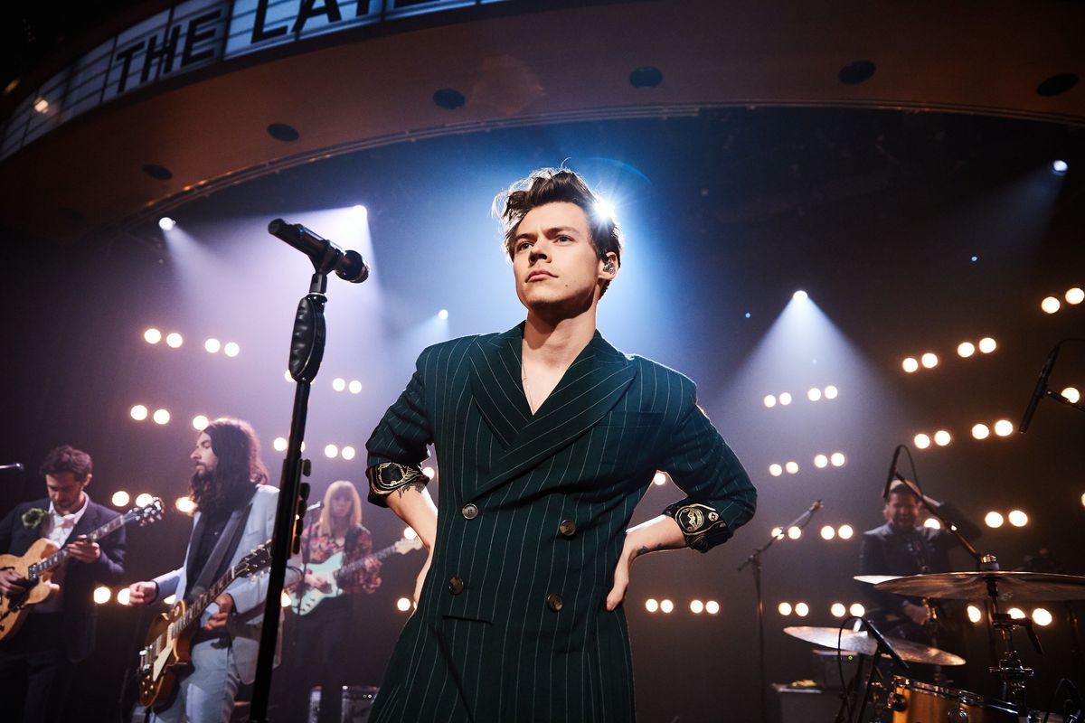 Harry Styles Wants to Play James Bond