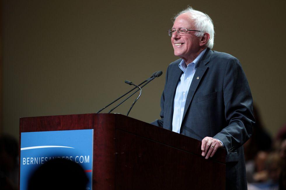 Bernie Sanders has my vote in this election.