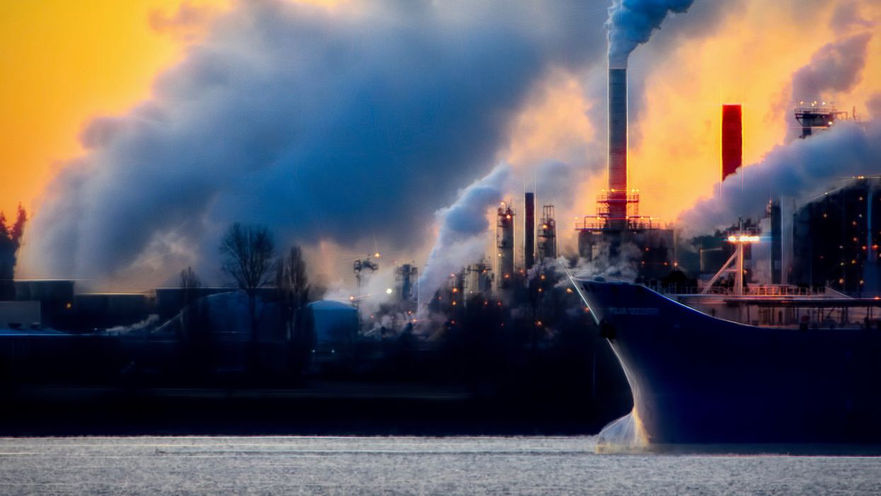 Coal Plants Get a Pass to Pollute Our Waterways