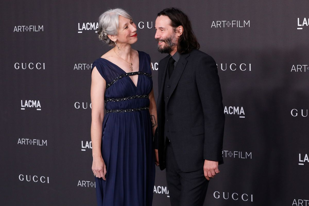 Keanu Reeves Has an Age-Appropriate Girlfriend