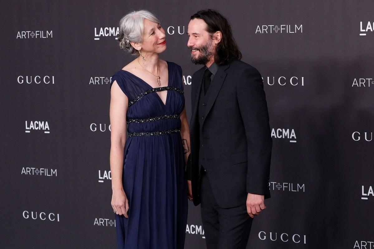 Keanu Reeves Has an Age-Appropriate Girlfriend