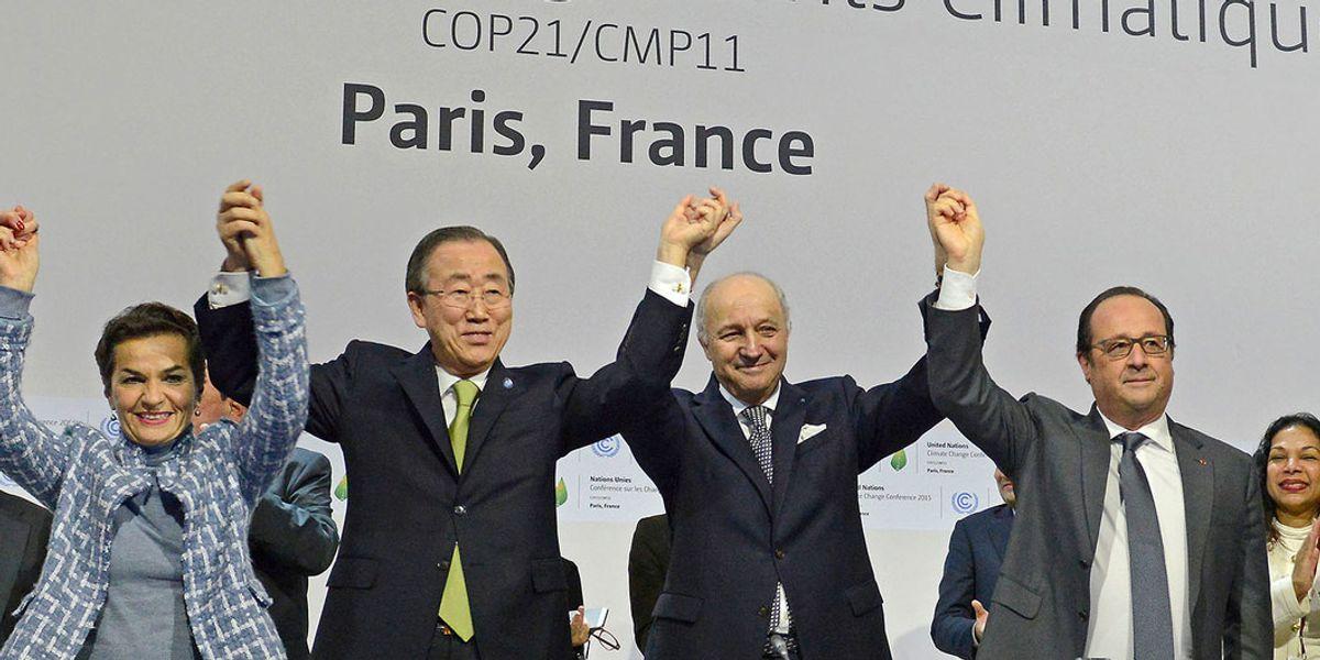 Three-quarters of Paris Agreement pledges judged insufficient