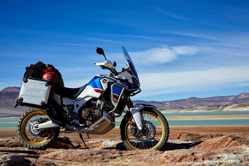2019 CRF1000L Africa Twin Adventure Sports