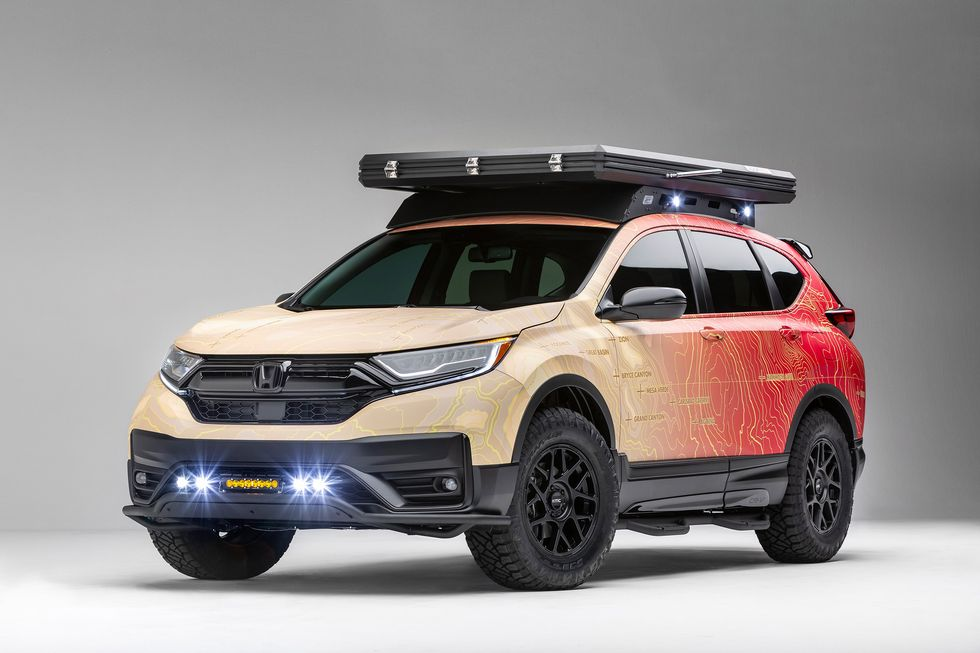 2020 CR-V \u201cDream\u201d Build by Jsport Performance Accessories