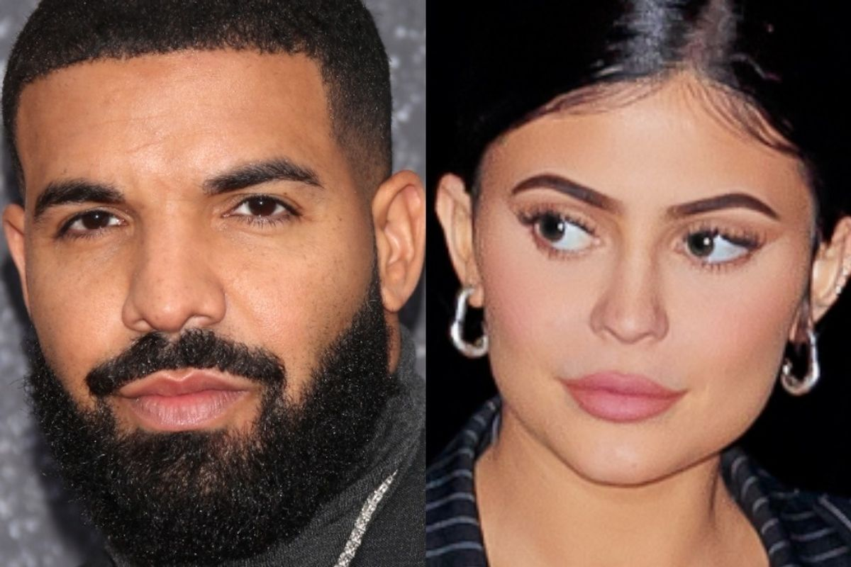Kylie Jenner and Drake Might Be Dating