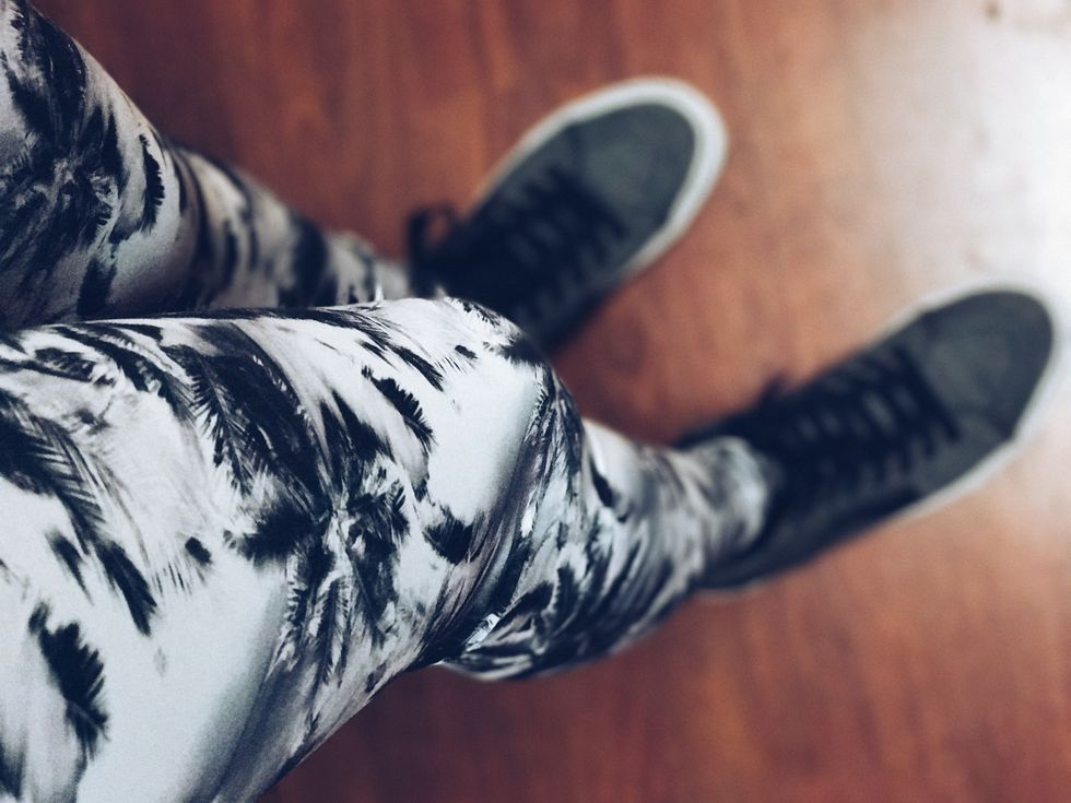 It Took Me 20 Years To Accept The Fact That Every BODY Can Wear Leggings