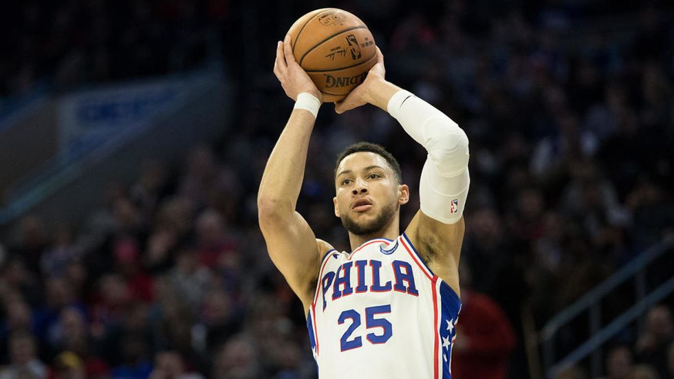 Ben Simmons For 3