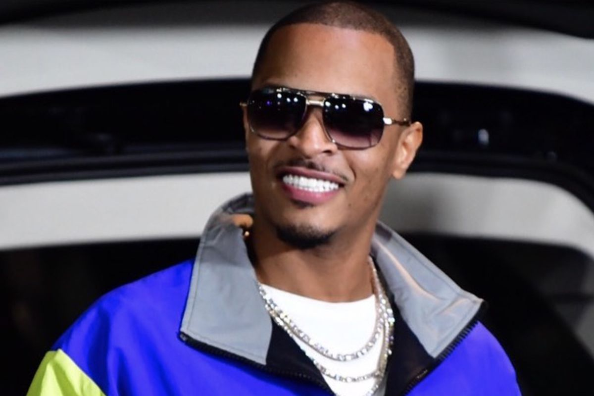 T.I. says he goes to the gynecologist with his daughter to 'check her hymen'