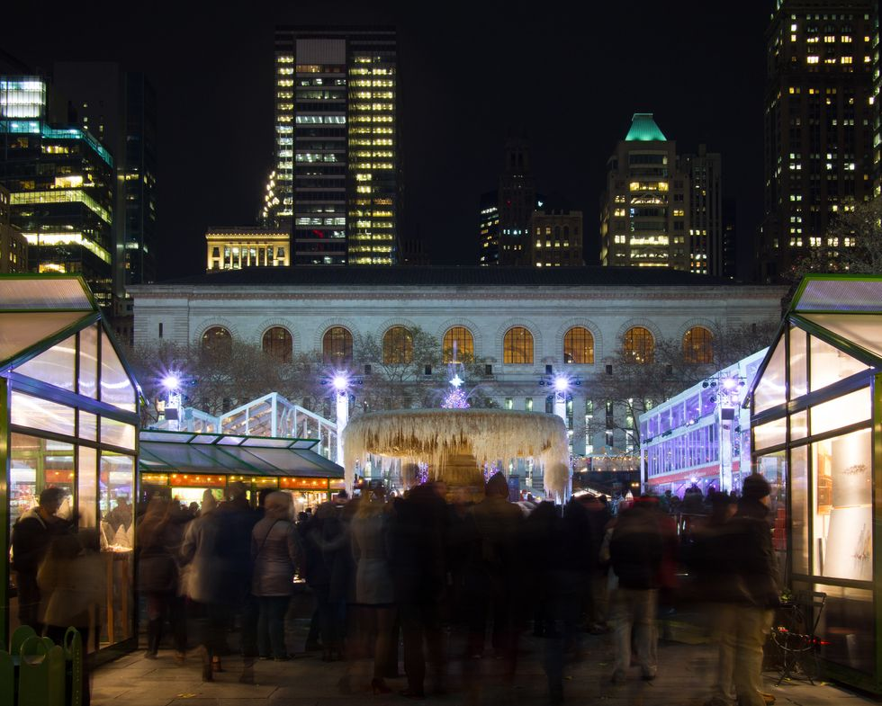 Ways to Celebrate Christmas in NYC Without Going to Rockefeller Center