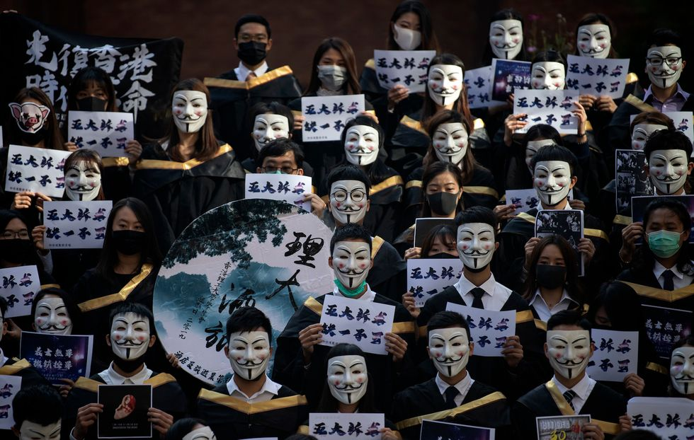 5 Companies Americans Will Boycott If They Really 'Stand With Hong Kong'