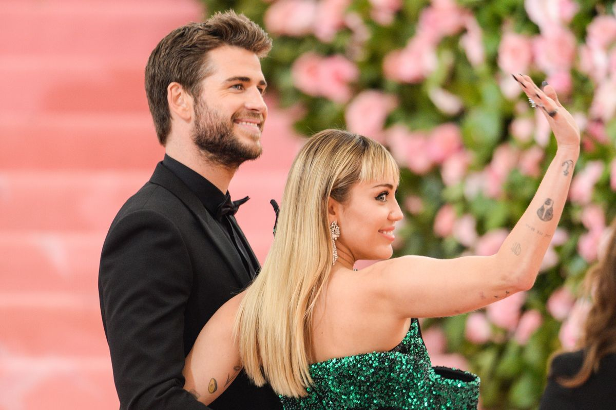 Miley and Liam's Break Up Is Instagram Official