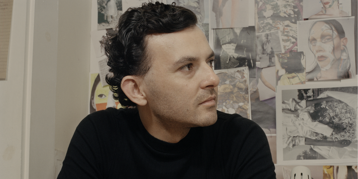 Designer Raul Solis of LRS Is Taking it One Season at a Time
