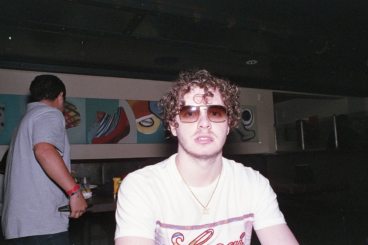Jack Harlow Is Here to Make Ear Candy