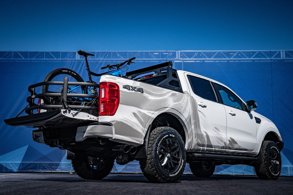 2019 Ford Performance Parts Ford Ranger