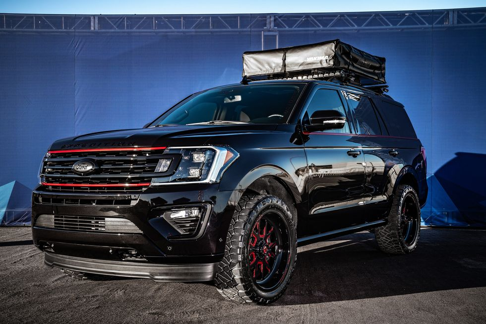 MAD Industries Ford Expedition Stealth