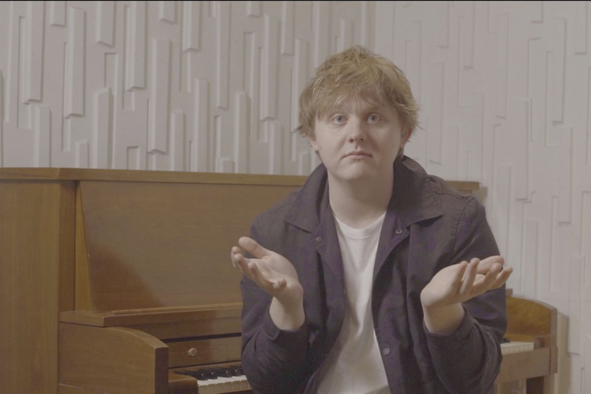 Who the F**k Is Lewis Capaldi?