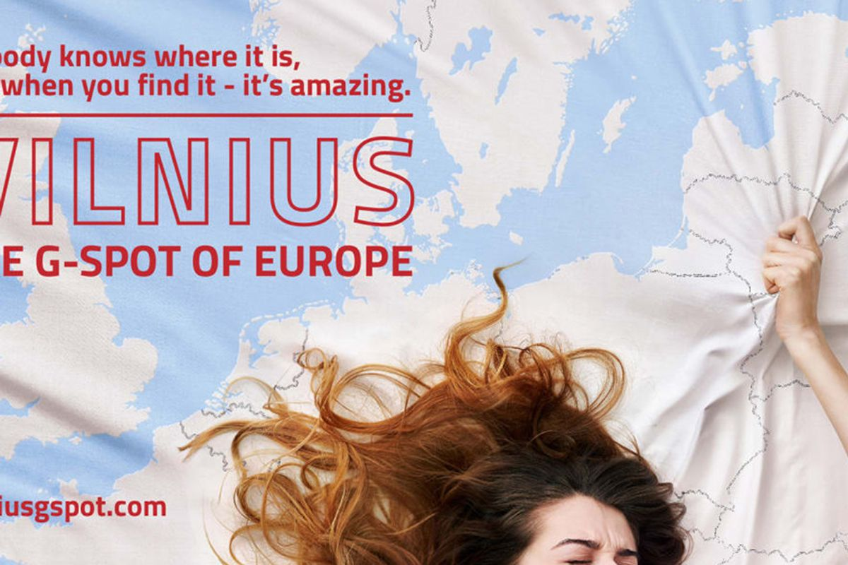 An ad telling people to visit the 'G-spot of Europe' sparked controversy. Now it's actually boosting tourism.