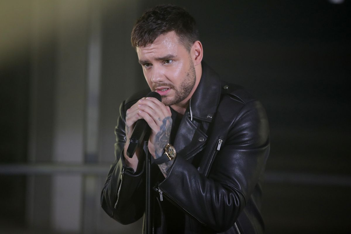 Liam Payne Responds to Allegations About His Girlfriend's Age