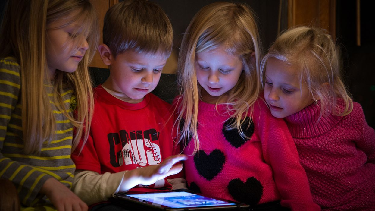 Too Much Screen Time May Be Slowing Childhood Brain Development