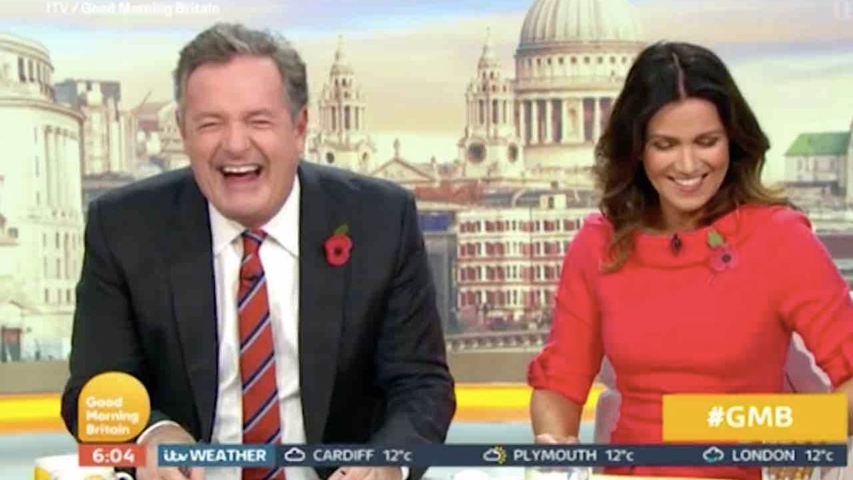 Piers Morgan cleared by UK regulator after nearly 1,000 complaints pour in after he made fun of gender-neutral penguin