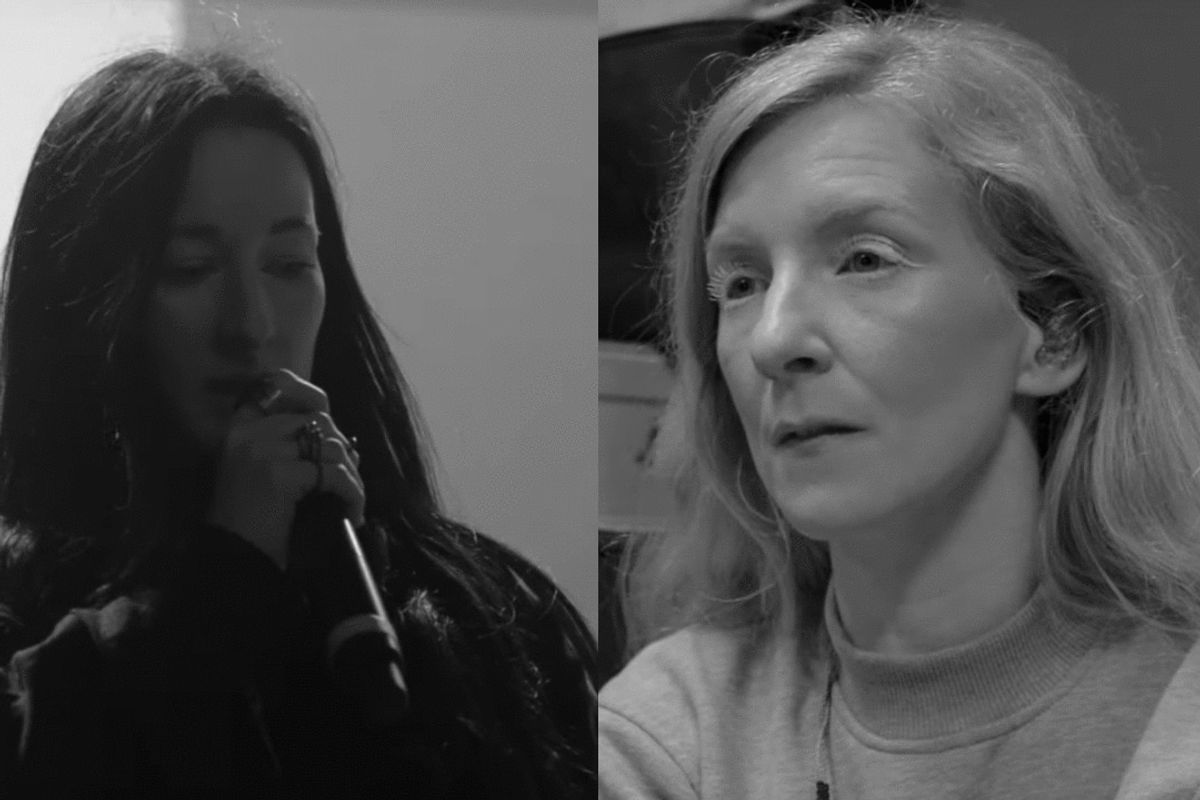 How Zola Jesus and ionnalee Made 'MATTERS'