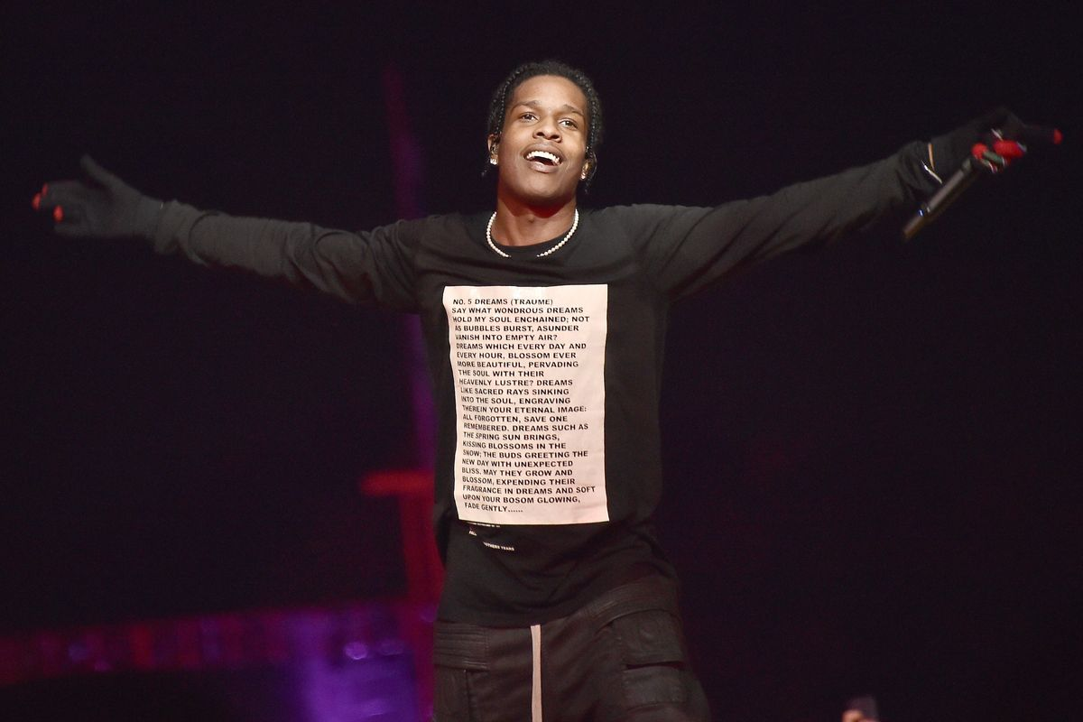 A$AP Rocky to Return to Sweden