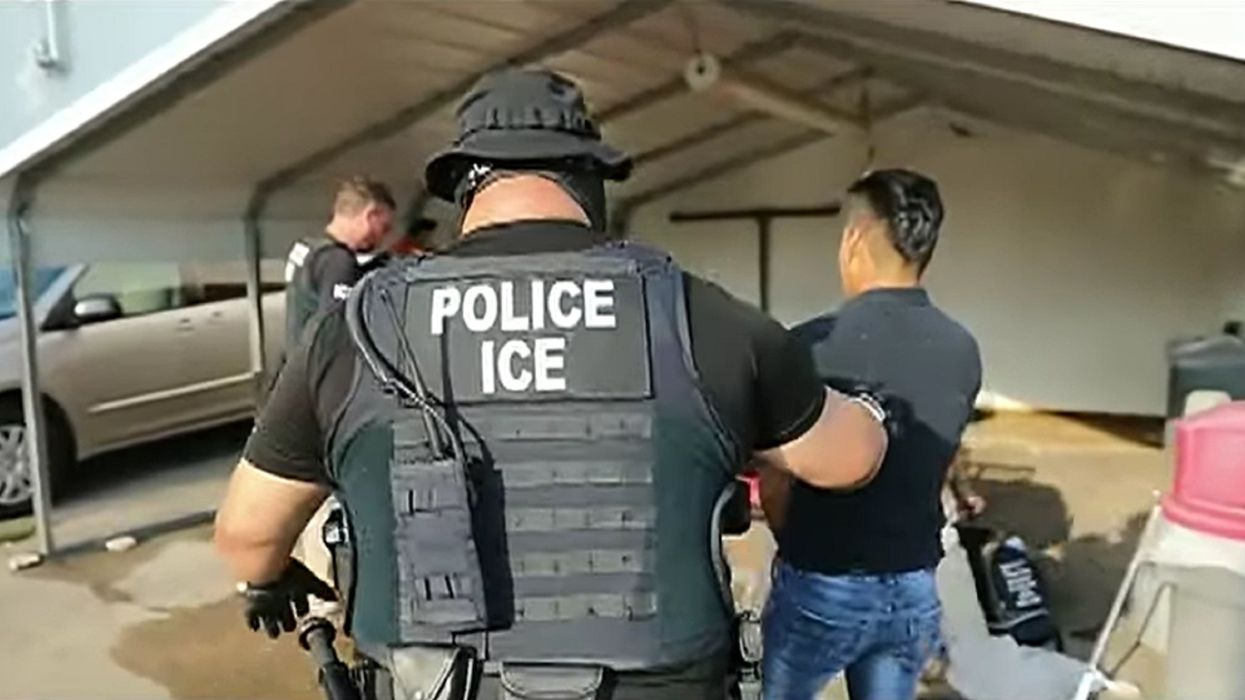 Stolen identities of 400 Americans used by illegal immigrants arrested in Mississippi ICE raids