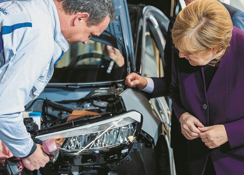 La lotta al diesel leva lavoro all'Italia ma favorisce le aziende tedesche