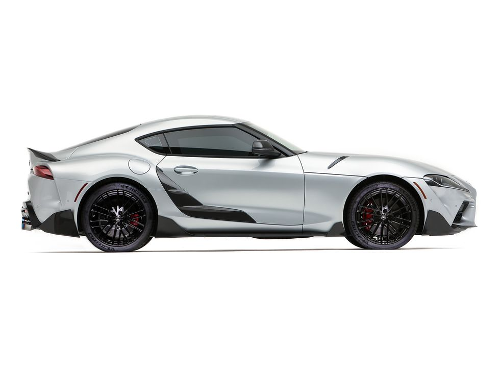 GR Supra Performance Line Concept