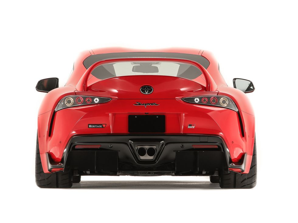 The GRudge Match: GR Supra Heritage Edition