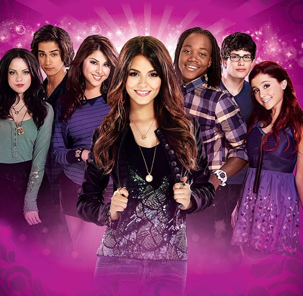 'Victorious' Is On Netflix And Is Making Twitter Shine