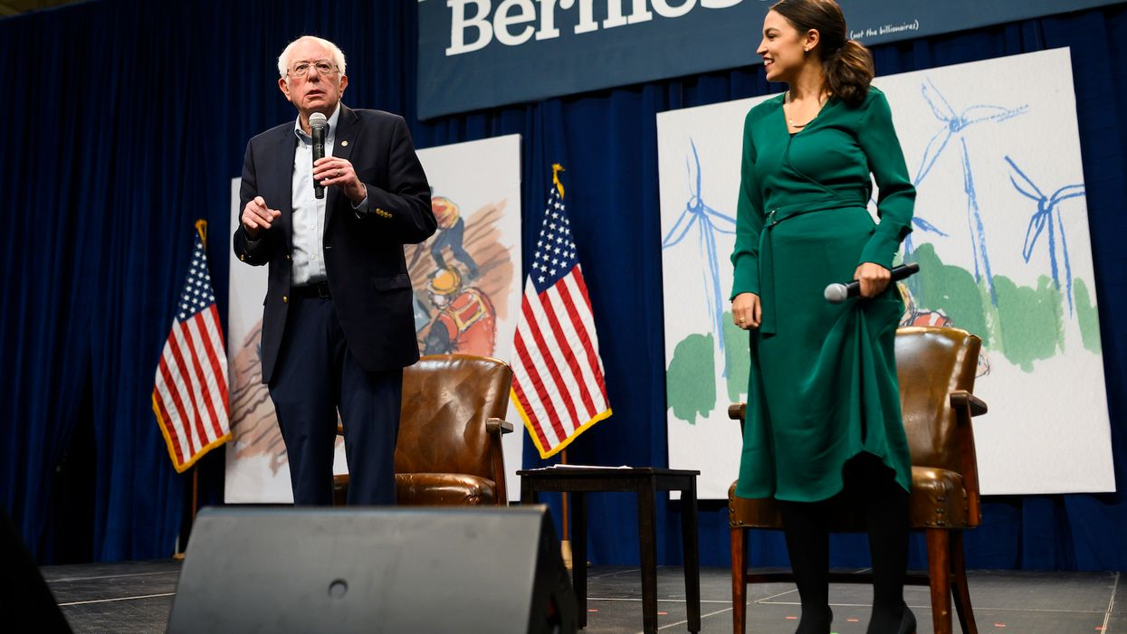 Bernie Sanders calls mandatory gun buybacks 'unconstitutional', says it's 'essentially confiscation'