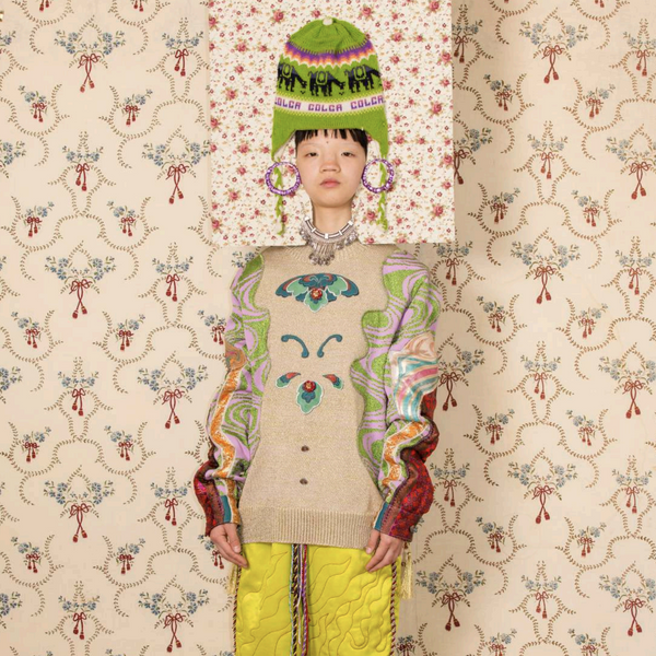 Penultimate's Second Collection Is a Colorful Chinese Western